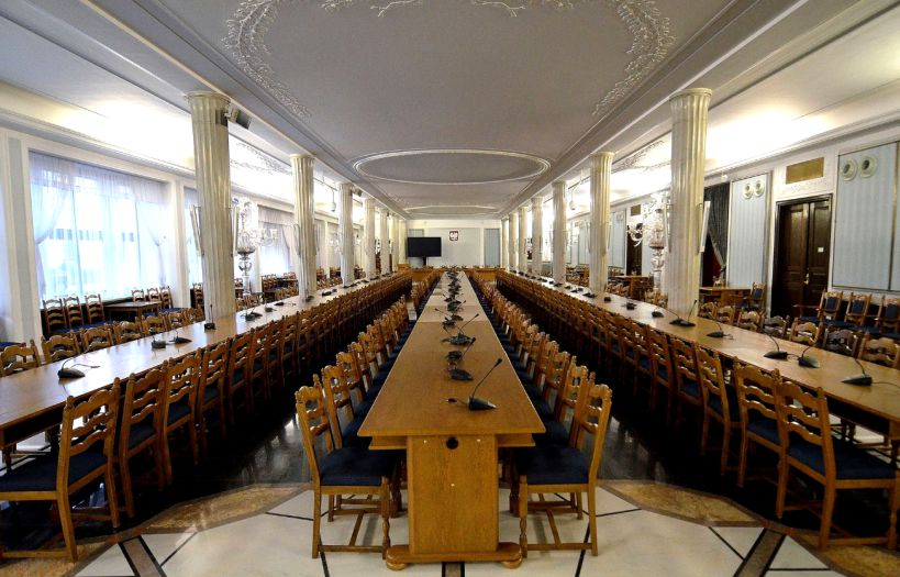 Sala Kolumnowa Sejm
