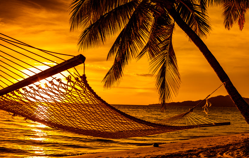 plaża słońce
