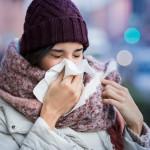 Zatkany nos? Jak pozbyć się przeziębienia?