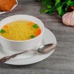 Przepis na złotą zupę